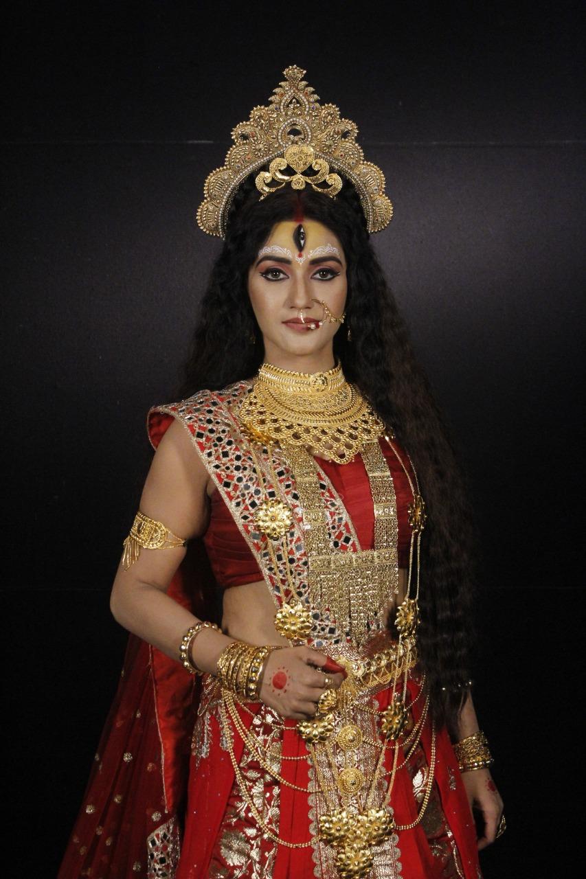 Rati Pandey as Goddess Devi