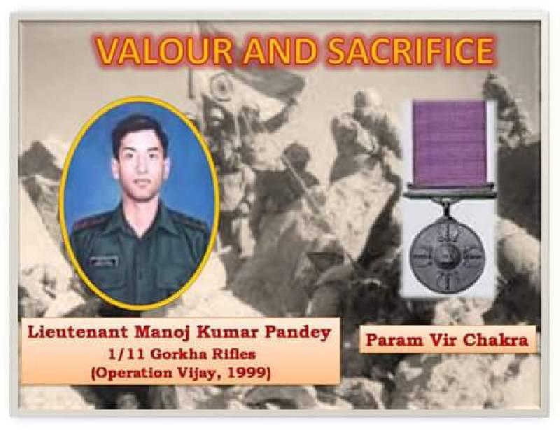 A Salute to Kargil War Heroes