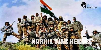 A Salute to India's War Heroes in Kargil