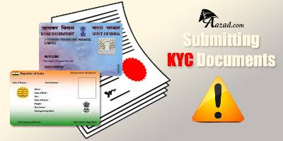 KYC Document Submission Alert