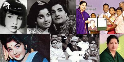 The Political Life Of Jayalalitha