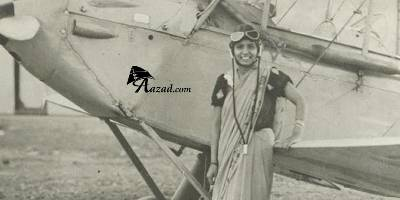 Sarla Thakral - First Indian Woman To Get A Pilot License