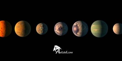 7 New Planets Found Orbiting Star, May Hold Life