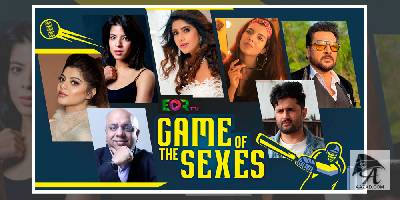 "EORTV launches cricket based web series ""Game of the sexes"""