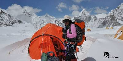 Indian Woman Anshu Jamsenpa Climbs Mount Everest Twice In 5 Days, creates a world record