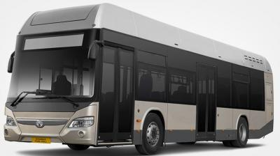 India's First Hydrogen Fuel Cell Bus
